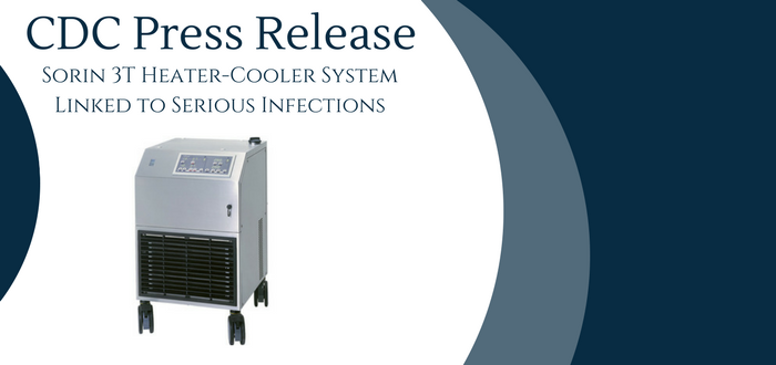 CDC Press Release_ Sorin 3T Heater-Cooler