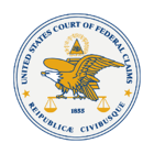 Court of Federal Claims Badge - My Vaccine Lawyer